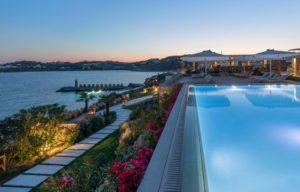 Santa Marina Mykonos Greece
