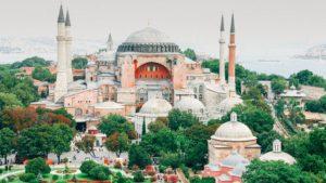 Стамбул, Собор Святой Софии