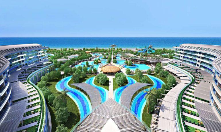 Новый курорт, наподобие Белека, построят в Турции