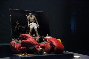 Выставка Муххамед Али в Неаполе