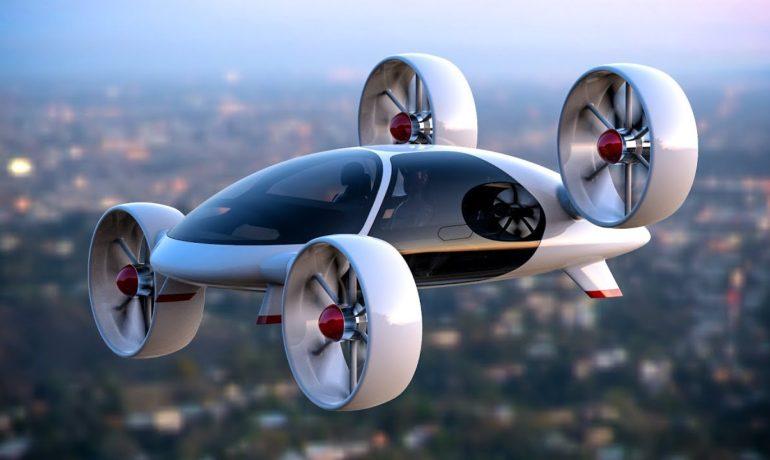 Пристегните ремни: в Дубае начнут работать беспилотные воздушные такси-роботы