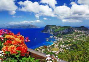Капри Италия