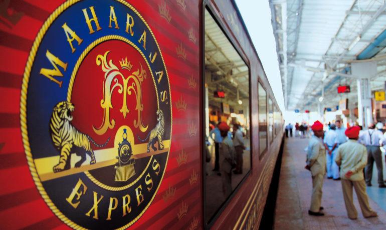Роскошное путешествие по Индии на поезде MAHARAJA'S EXPRESS