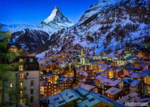 Церматт Швейцария