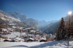 Гриндевальд Швейцария