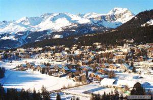 Кран Монтана Швейцария