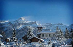 Ле Дьяблере Швейцария