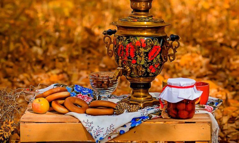 Russian Cooking Class