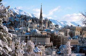 Санкт_Мориц Швейцария