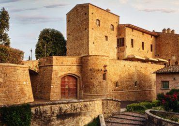 Свадьба в Тоскане в Il Castelfalfi