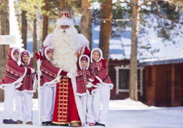 """Зимний экспресс """"В гости к Деду Морозу"""""""