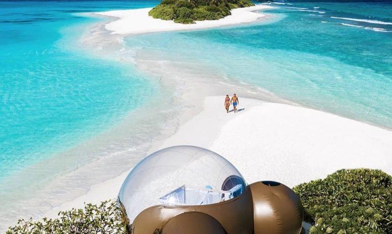 Свадьба мечты в отеле Finolhu 5* на Мальдивах