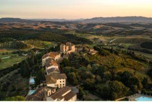 Castelfalfi, Italy