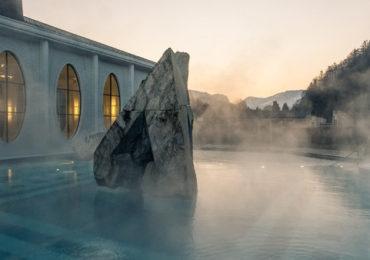 Великолепный отдых в Grand Resort Bad Ragaz