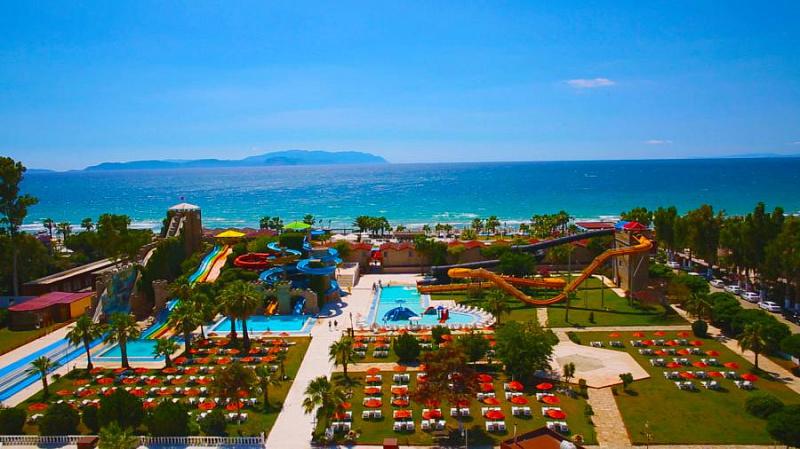 Летний лагерь в Турции «Лонг Бич»