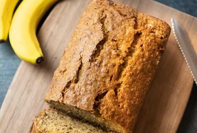 Банановый хлеб от отеля Argentario Golf Resort & SPA