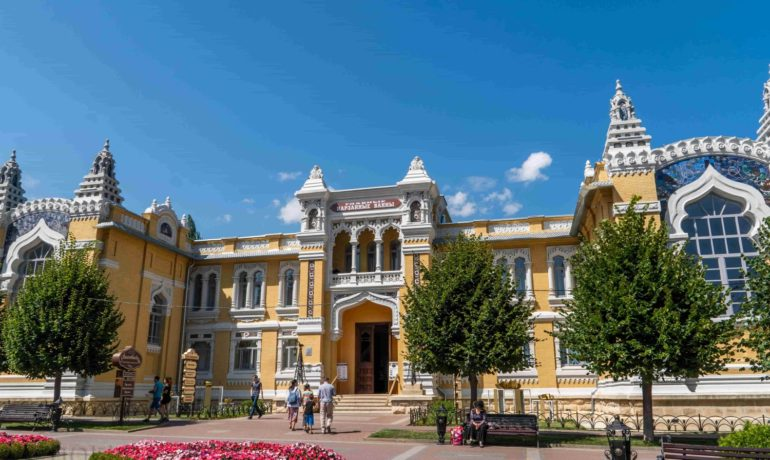Подборка лучших санаториев Кисловодска (Кавказские Минеральные Воды)