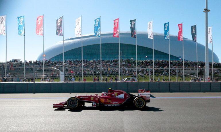 Формула-1 снова в Сочи!