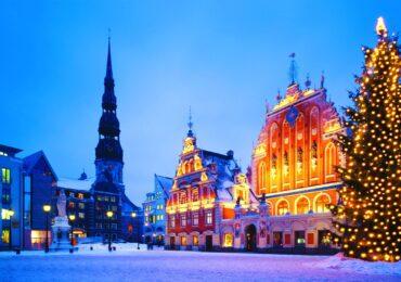 Калининград новогодний 2021!
