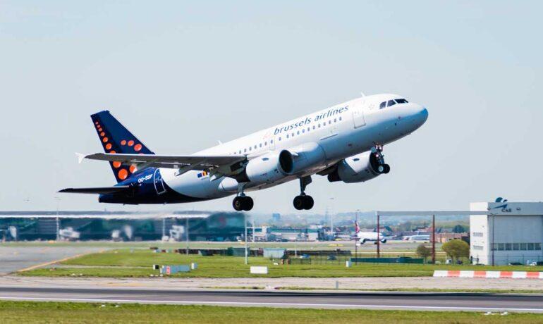 Brussels Airlines полетит в мае в Москву, а в июне в Петербург